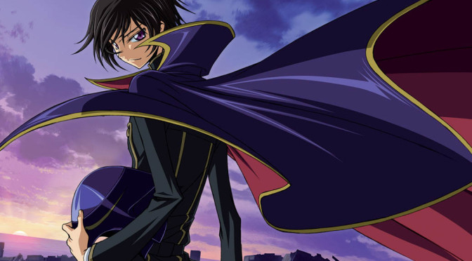 Code Geass: Lelouch of the Rebellion Box 1