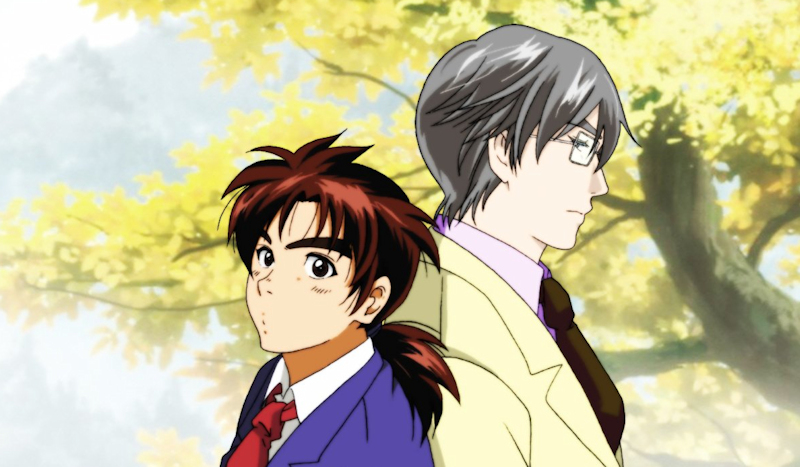File of Young Kindaichi Returns, The - Eps. 1-3
