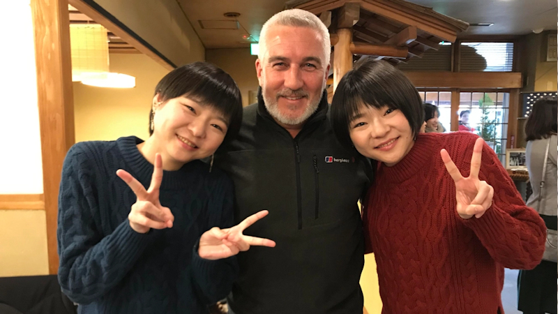 Paul Hollywood Eats Japan