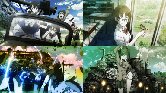 Coppelion - Complete Series Collection