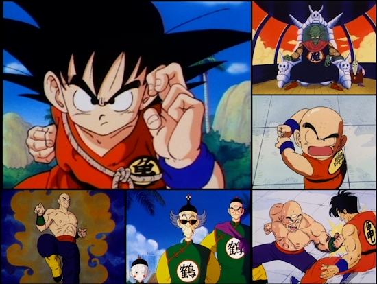 Dragon Ball - Season 4