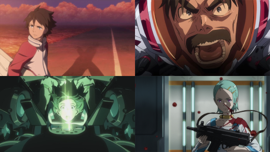 UK Anime Network - Anime - Eureka Seven - Hi Evolution (Theatrical ...