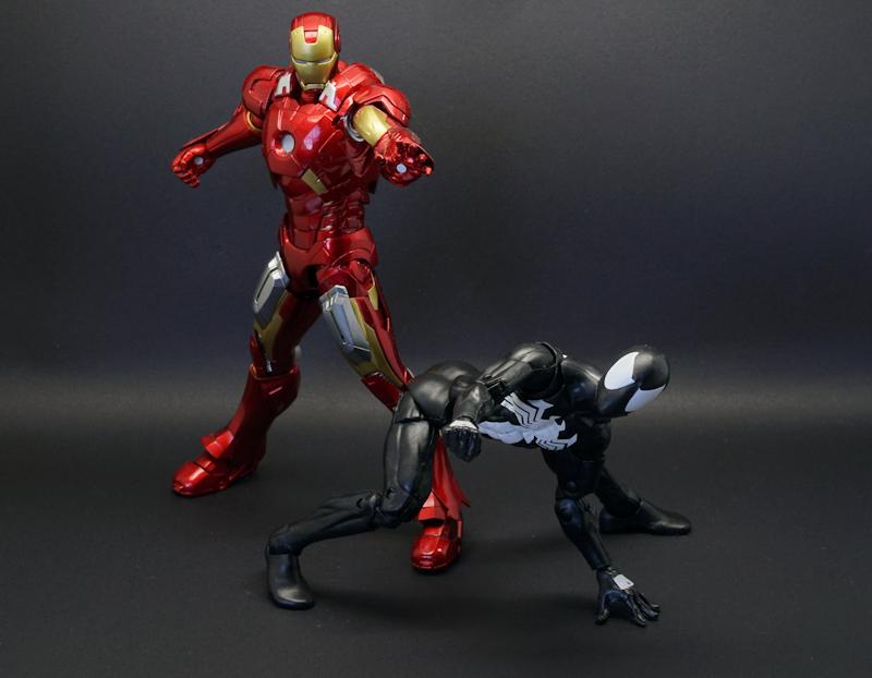 Figma Iron Man