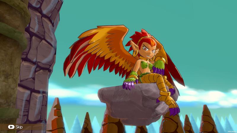 Asha in Monster Land