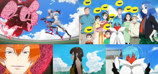 Gatchaman Crowds Insight - Complete Series Collection