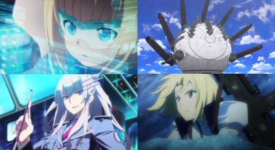 Heavy Object - Eps. 1-7
