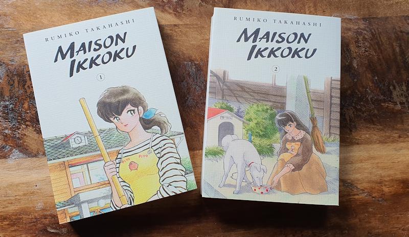 Maison Ikkoku Signature Series