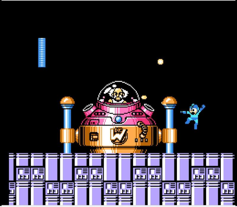 Megaman 3 Speed Run
