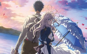 Violet Evergarden to show in Cinemas on July 1st