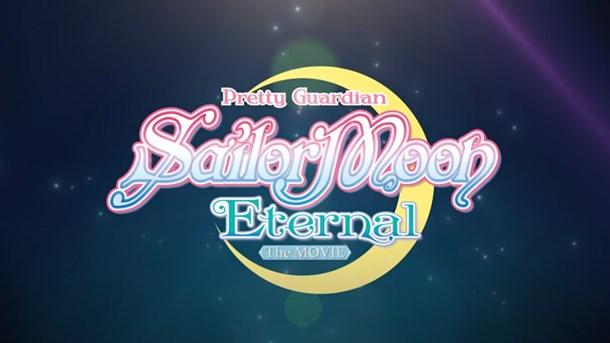 Netflix release Sailor Moon Eternal Trailer
