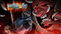 Within the Blade classic retro Ninja action out now