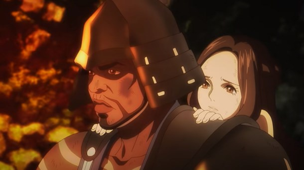 Yasuke trailer drops for series premiere on April 29th