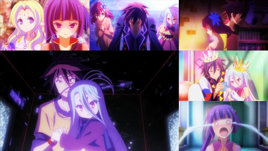 No Game No Life - Eps. 1-5