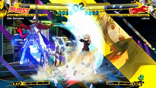 Persona 4 Arena (PS3,360)