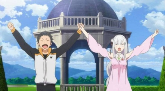 Re:Zero : Starting Life in Another World Part 1