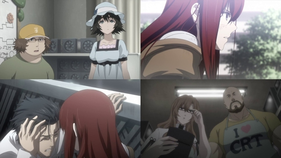 Steins;Gate the Movie: Loading Area of Deja vu (Theatrical screening)